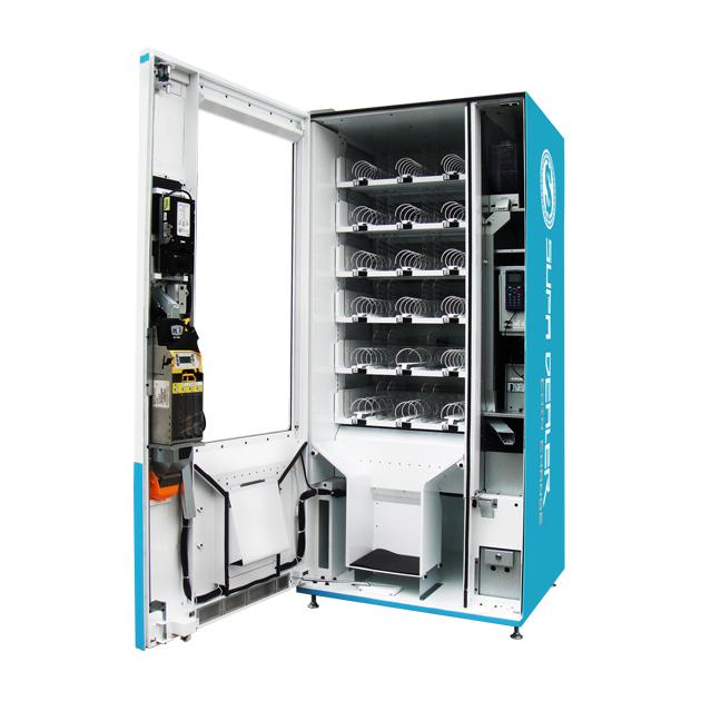 自動販賣機SV621H(兌幣型)租賃方案 2